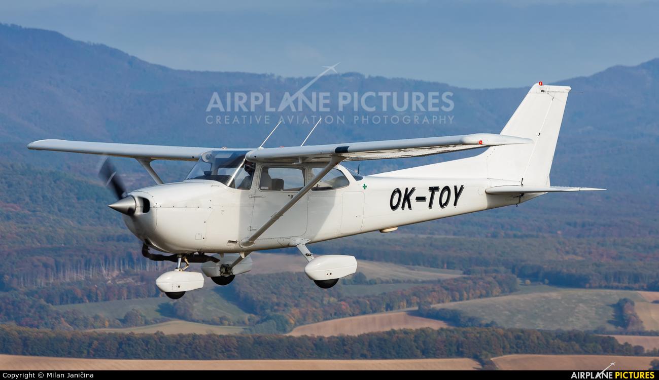 Blue Sky Service OK-TOY aircraft at In Flight - Slovakia