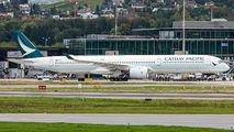 B-LXH - Cathay Pacific Airbus A350-1000 aircraft
