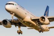 P4-MAS - Air Astana Boeing 757-200 aircraft
