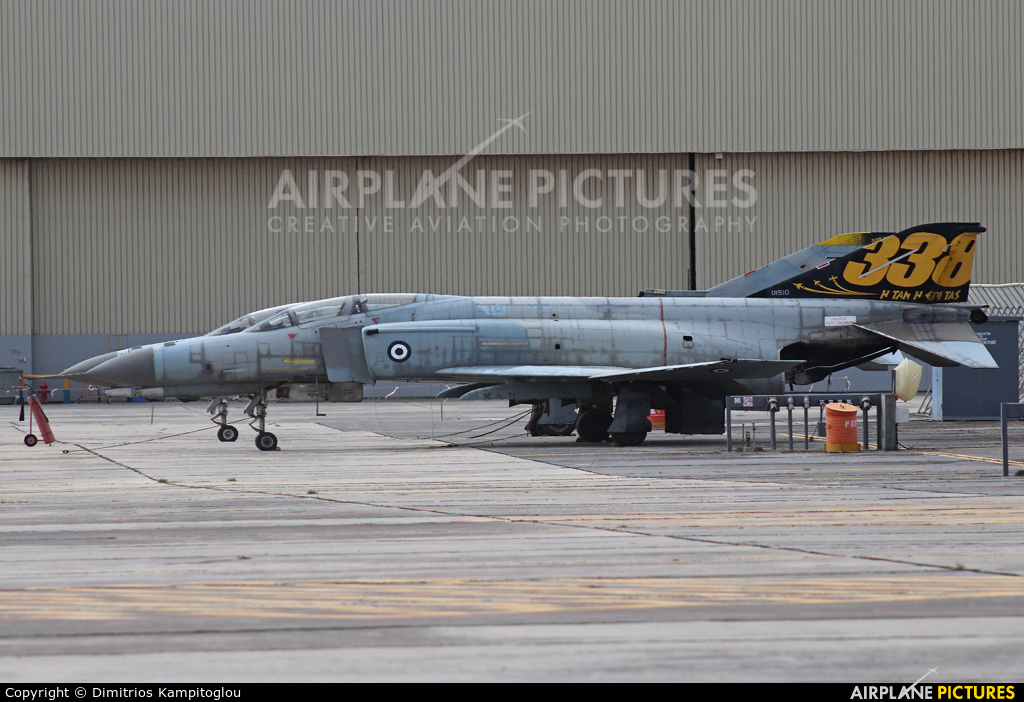Greece - Hellenic Air Force 01510 aircraft at Tanagra