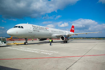 VQ-BRO - Nordwind Airlines Airbus A321