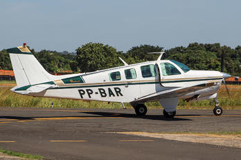 PP-BAR - Private Beechcraft 36 Bonanza