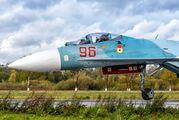 RF-33756 - Russia - Navy Sukhoi Su-27P aircraft