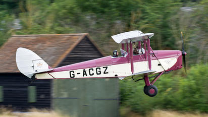G-ACGZ - Private de Havilland DH. 60G III Moth Major
