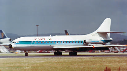 I-GISE - Altair Linee Aeree Sud Aviation SE-210 Caravelle