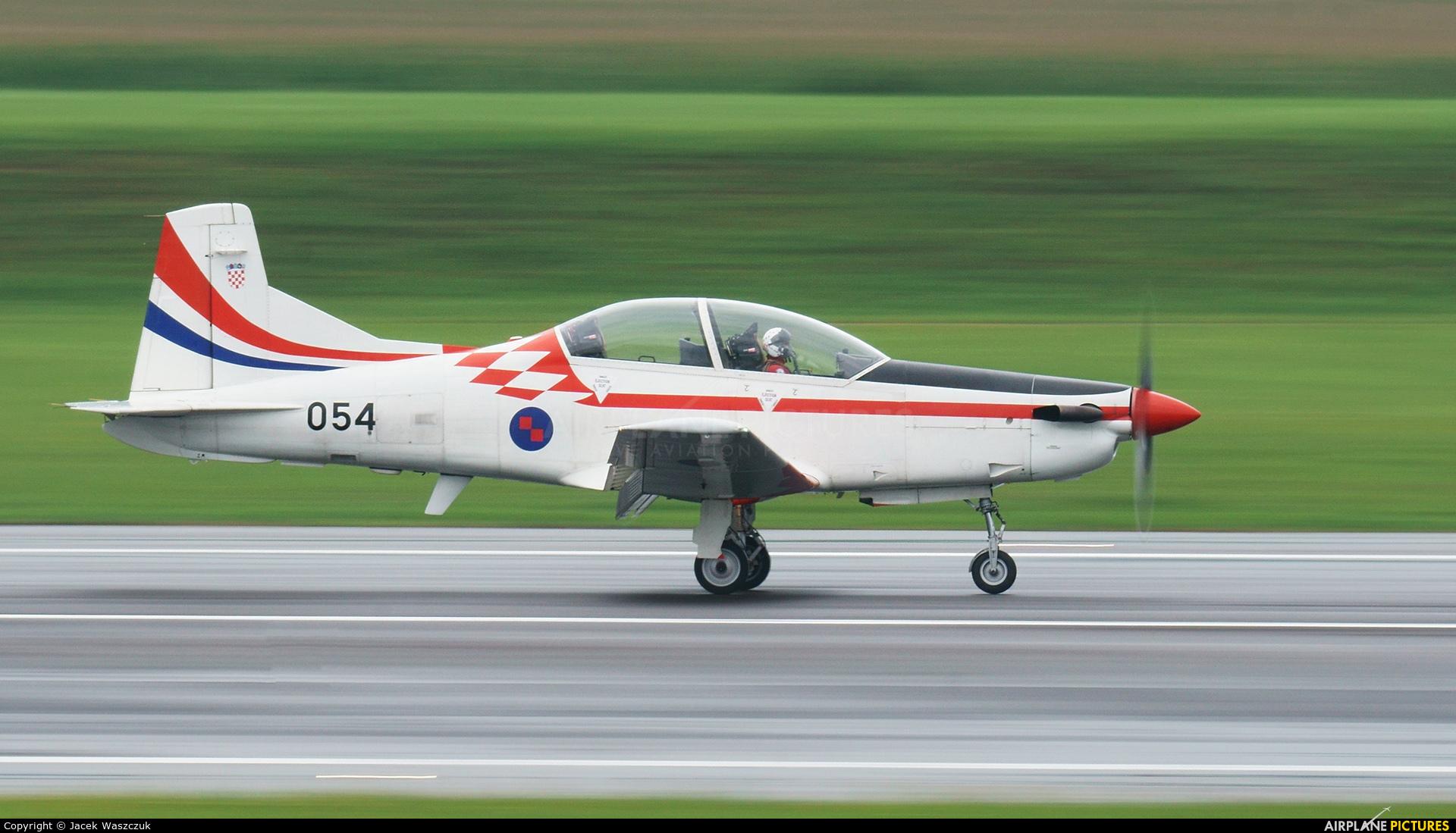 Croatia - Air Force 054 aircraft at Zeltweg