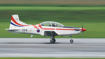 054 - Croatia - Air Force Pilatus PC-9M
