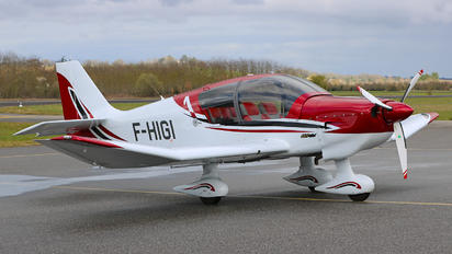 F-HIGI - Private Robin DR.400 Ecoflyer