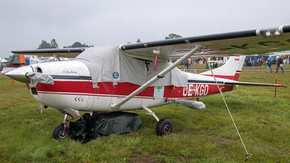 OE-KGO - Private Wings Cessna 182 Skylane (all models except RG)