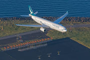 B-LAD - Cathay Pacific Airbus A330-300 aircraft