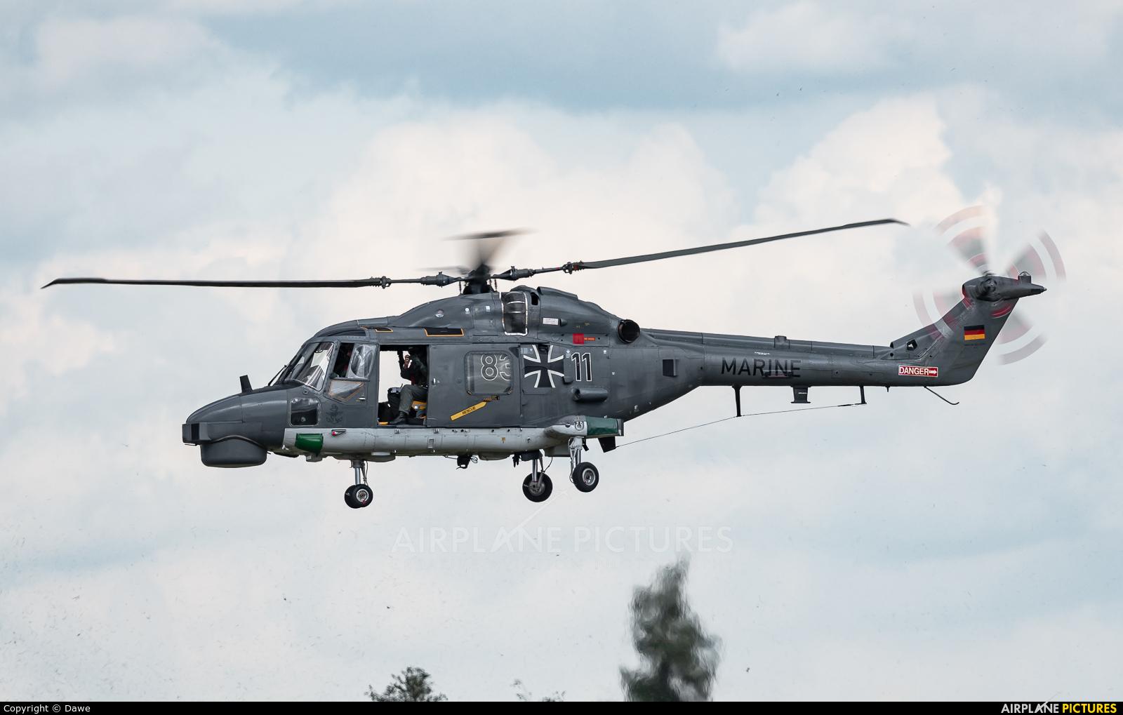 Germany - Navy 83+11 aircraft at Ostrava Mošnov