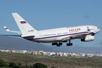 RA-96022 - Russia - Government Ilyushin Il-96