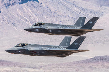 168733 - USA - Navy Lockheed Martin F-35C Lightning II