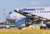 D-AKNH - Lufthansa Italia Airbus A319 aircraft