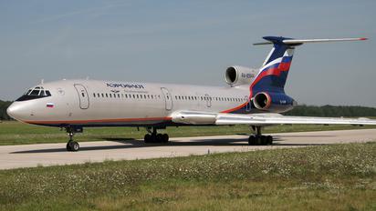 RA-85644 - Aeroflot Tupolev Tu-154M