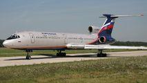 RA-85644 - Aeroflot Tupolev Tu-154M aircraft