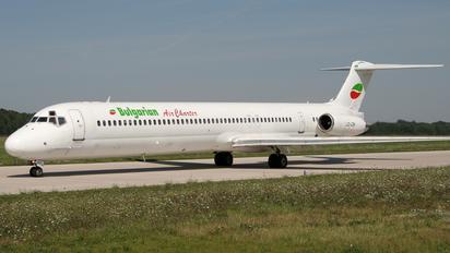 LZ-LDV - Bulgarian Air Charter McDonnell Douglas MD-83