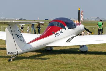 OK-IUL01 - Private Aeropilot Falcon 2000s