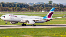 OO-SFL - Eurowings Airbus A330-300 aircraft