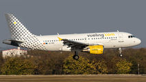 EC-MIR - Vueling Airlines Airbus A319 aircraft