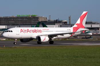 CN-NMG - Air Arabia Maroc Airbus A320
