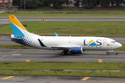 First Boeing 737F for Lineas Aereas Suramericanas title=
