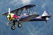 OE-AMM - The Flying Bulls Boeing Stearman, Kaydet (all models) aircraft