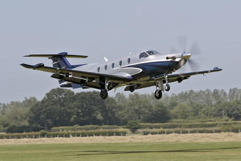 G-DYLN - Private Pilatus PC-12