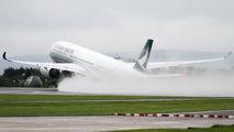 B-LRL - Cathay Pacific Airbus A350-900 aircraft