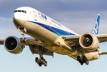 JA795A - ANA - All Nippon Airways Boeing 777-300ER