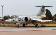 C.8-12 - Spain - Air Force Lockheed F-104G Starfighter aircraft