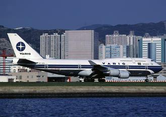 - - VARIG Boeing 747-400