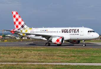 EC-NBD - Volotea Airlines Airbus A319