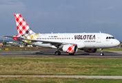 EC-NBD - Volotea Airlines Airbus A319 aircraft