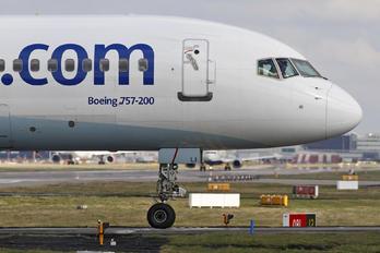 G-FCLI - Thomson/Thomsonfly Boeing 757-200