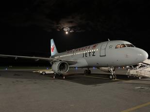 C-GBHN - Air Canada Jetz Airbus A319