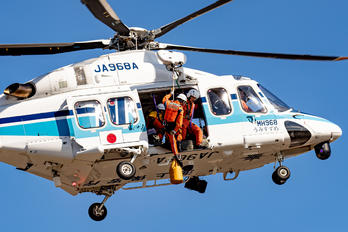 JA968A - Japan - Coast Guard Agusta Westland AW139