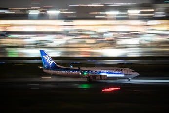 JA89AN - ANA - All Nippon Airways Boeing 737-8AL(WL)