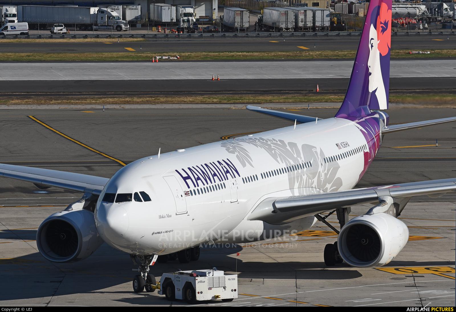 Hawaiian Airlines N361HA aircraft at New York - John F. Kennedy Intl