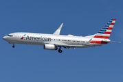 N932NN - American Airlines Boeing 737-800 aircraft