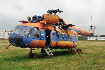 RA-22781 - Norsk Metropolitan Klubb Mil Mi-8T