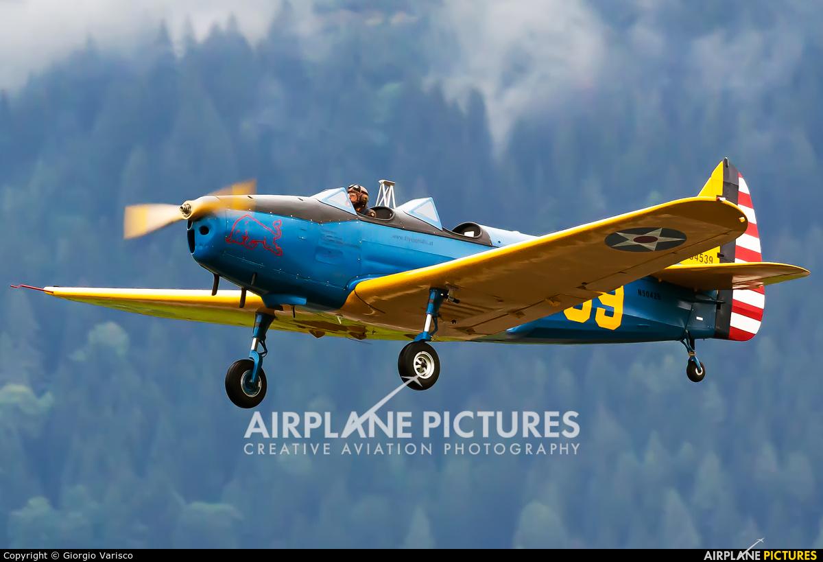 The Flying Bulls N50429 aircraft at Zeltweg