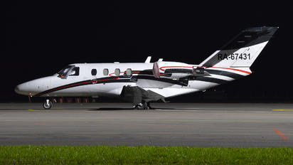 RA-67431 - Private Cessna 525 CitationJet