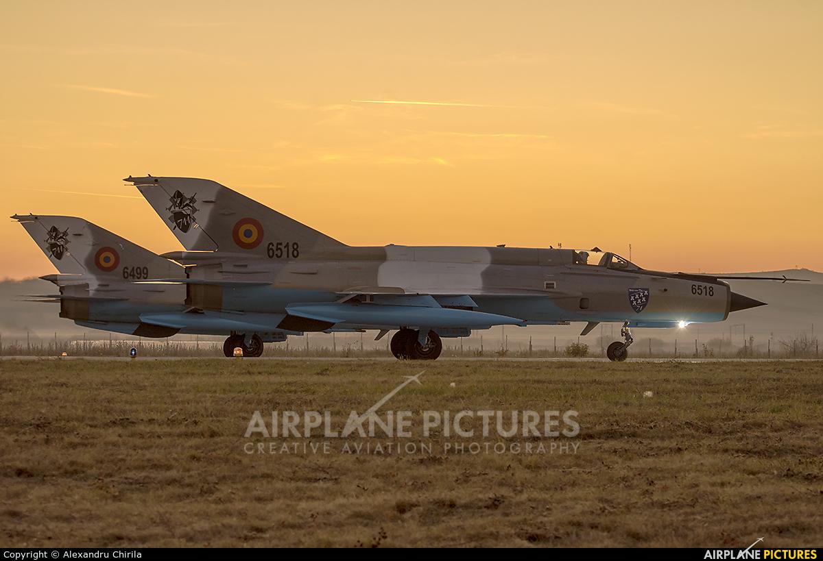 Romania - Air Force 6518 aircraft at Câmpia Turzii