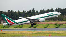 EI-ISO - Alitalia Boeing 777-200ER aircraft