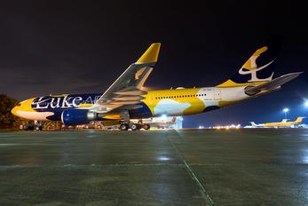 A7-ACA - Luke Air Airbus A330-200