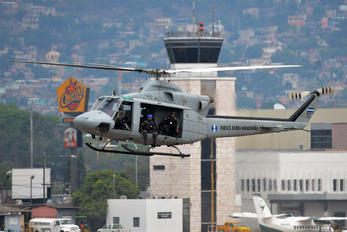 FAH-974 - Honduras - Air Force Bell 412SP