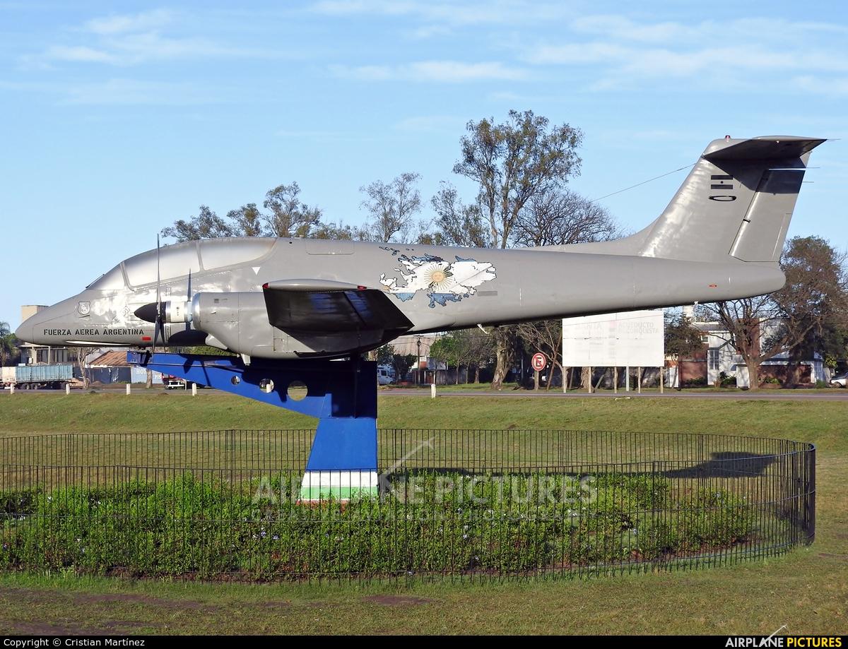 Argentina - Air Force A-563 aircraft at Reconquista - Daniel Jurkic
