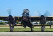 C-GVRA - Canadian Warplane Heritage Avro 683 Lancaster B.X aircraft
