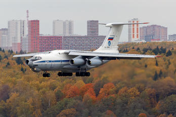 RA-78845 - Russia - Air Force Ilyushin Il-76 (all models)